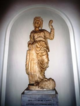 Guglielmo della Porta Santa Caterina d' Alessandria accademia Ligustica