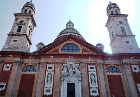 basilica di santa Maria Assunta di Carignano