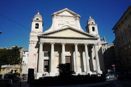 chiesa della S.S. Annunziata del Vastato (2)