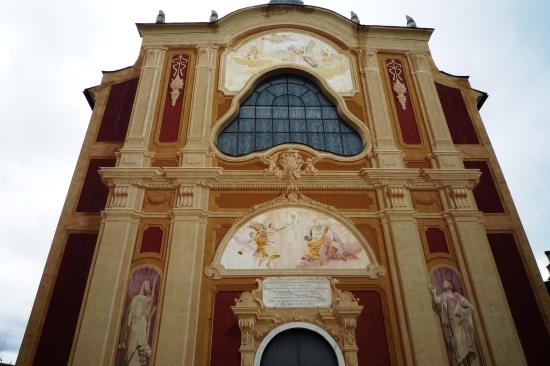 chiesa di san Salvatore metà del XVII sec.