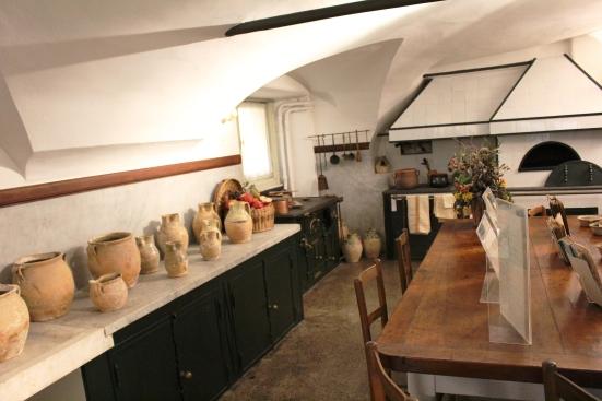 cucina ottocentesca