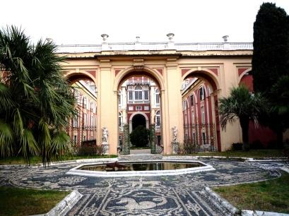 giardino palazzo Reale