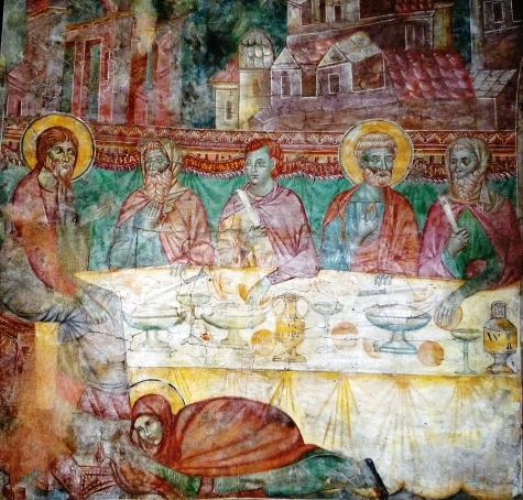 MSA manfredino d' alberto cena di Betania