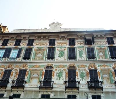 palazzo Bartolomeo Invrea via del Campo 10