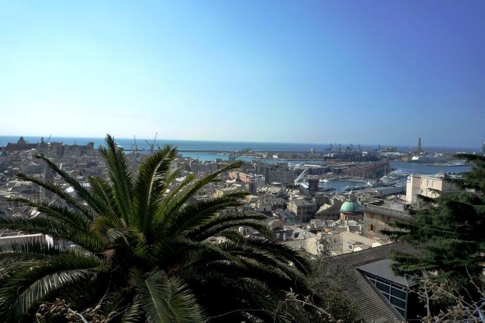 panorama da Castelletto 1
