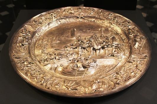 piatto argento