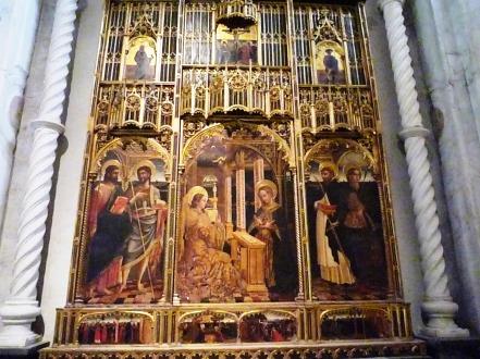 S.Maria di Castello 11Giovanni Mazone 1470