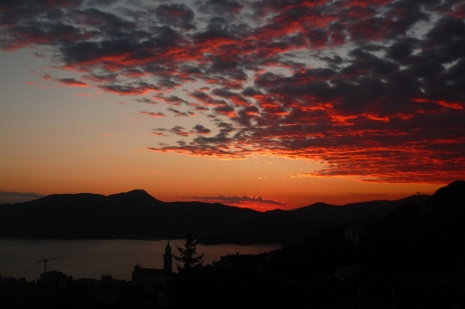tramonto settembre 2014