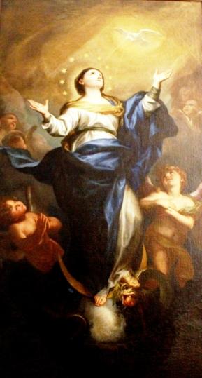 anton maria piola Immacolata oratorio s. sabina o della morte
