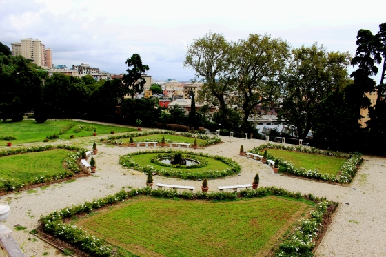 giardini all' italiana
