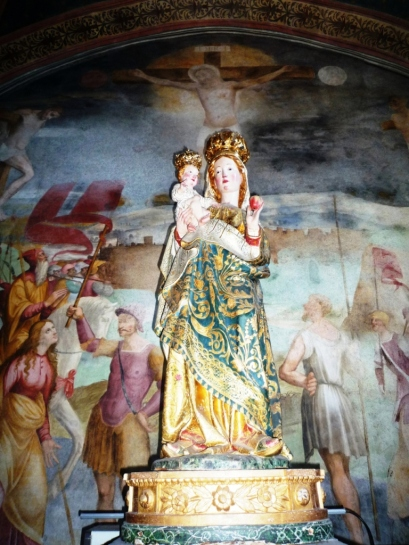 Madonna ante 1429