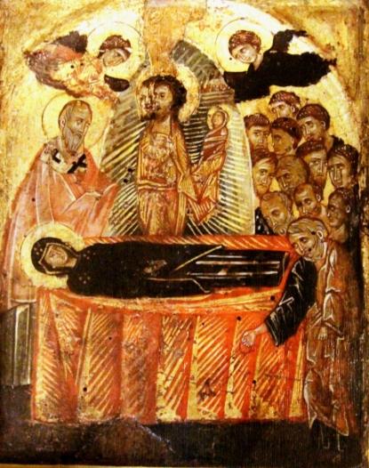 dormizione della Vergine