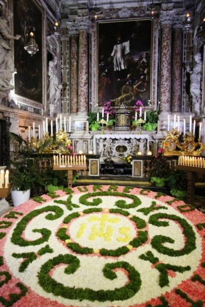 sepolcro chiesa Gesù
