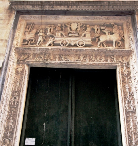 via posta vecchia 16 Jacopo spinola