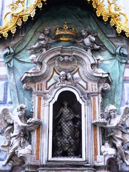 edicola palazzo san Giorgio bottega dello Schiaffino primo 700