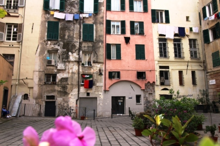 PIAZZA DON GALLO