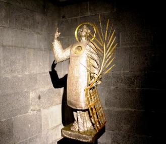 reliquia di san lorenzo
