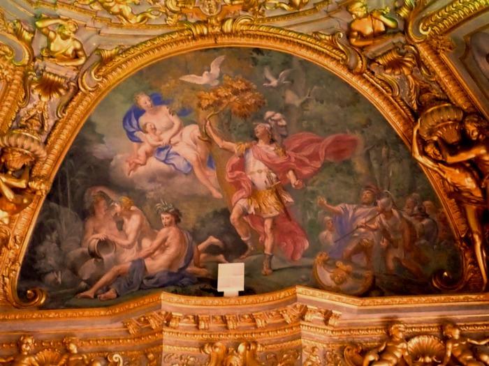 sala d' oro Lorenzo de ferrari 2