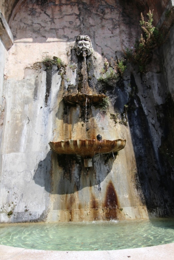 fontana di via carcassi