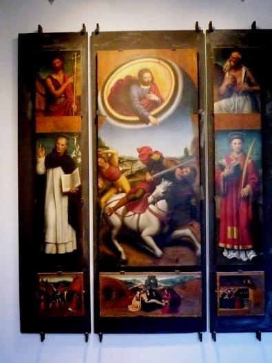 conversione di Saulo Ludovico Brea primo 500