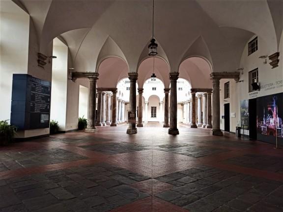 atrio palazzo ducale
