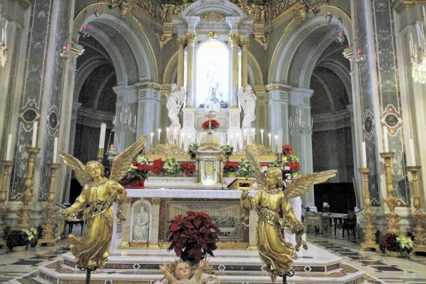 altar maggiore