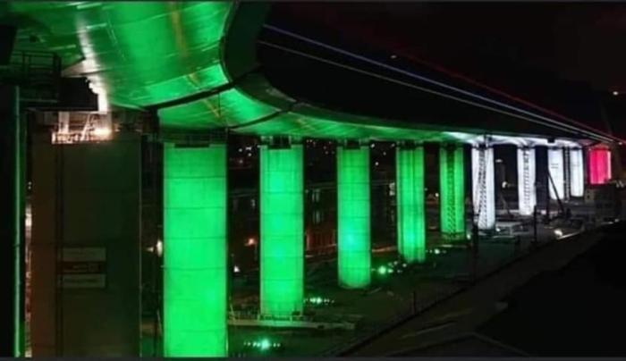 ponte sul Polcevera